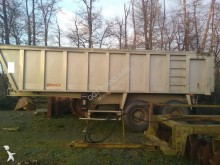 General Trailers construction dump semi-trailer