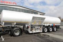 Sacim oil/fuel tanker semi-trailer