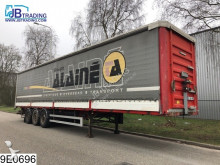 Fruehauf Tautliner Coil, Steel, Stahl, Staal, Goot, Disc brakes, Borden semi-trailer