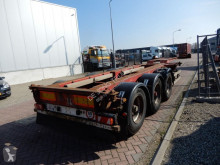 Renders 2x Euro 800 / 2x Extendbale / Lift axle semi-trailer