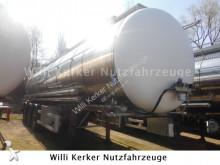 Schrader Auflieger Tankfahrzeug Lebensmittel