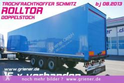 semiremorca Schmitz Cargobull SKO 24 /ROLLTOR / DOPPELSTOCK / 15x VORHANDEN !!