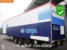 naczepa Van Eck PT-3LNl Liftachse Aircargo-Luftfracht-Rollenbett