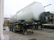 Trax oil/fuel tanker semi-trailer