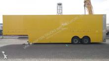 Van Eck box semi-trailer