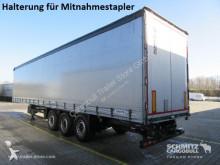 semi remorque Schmitz Cargobull Curtainsider Standard Staplerhalterung Getränke