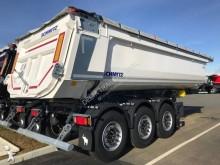 semirimorchio Schmitz Cargobull SKI Acier - Porte Hydraulique - 25m3 - Châssis Galva Extra light -