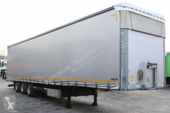 полуприцеп Schmitz Cargobull CURTAINSIDER / MEGA /LIFT AXLE/ HYDR LIFTED ROOF