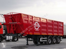 Wielton BODEX / TIPPER 42 M3/ WHOLE STEEL / LIFTED AXLE/ semi-trailer