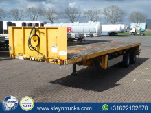 Nooteboom OVB-38-02 steering semi-trailer