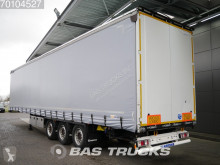 Krone SD Liftachse Hubdach Bordwande semi-trailer