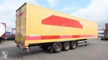 Groenewegen voller Rahmen, BPW, Liftachse, TÜV 24/2/2020 semi-trailer