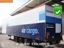 naczepa Van Eck PT-3LNN Liftachse Doppelstock Mega Aircargo-Luftfracht-Rollenbett