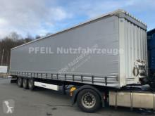 semirremolque Krone SD Tautliner- BPW- LIFT- Portal- Edscha