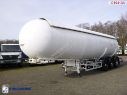 n/a gas tanker semi-trailer