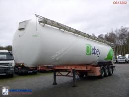 semirremolque LAG Powder tank alu 60.5 m3 (tipping)