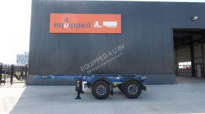 semi remorque LAG 20FT, BPW, ADR (EXII/EXIII/FL/OX/AT), NL-trailer, TOP!