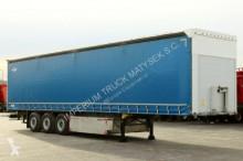 naczepa Schmitz Cargobull CURTAINSIDER / STANDARD /LIFT AXLE/ PALLET BOX /