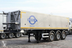semi remorque Wielton BODEX/TIPPER 35 M3/LIFTED AXLE/FLAP-DOORS /