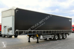 semi remorque Schmitz Cargobull CURTAINSIDER / STANDARD / LIFTED ROOF / XL CERT