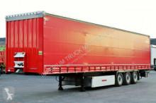 semiremorca Krone CURTAINSIDER /STANDARD/ LIFT AXLE/ PALLET BOX