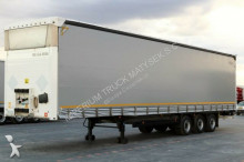 semirimorchio Schmitz Cargobull CURTAINSIDER / MEGA /LIFT AXLE/ HYDR LIFTED ROOF