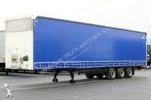 semi remorque Schmitz Cargobull CURTAINSIDER/ VARIOS MEGA/LIFT AXLE/ LIFTED ROOF