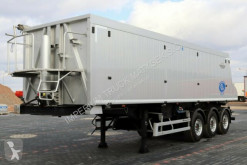 semi reboque Wielton GRAS / TIPPER 42 M3 / LIFT AXLE / FLAP-DOORS /