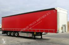 semi remorque Schmitz Cargobull CURTAINSIDER / STANDARD /LIFT AXLE/ PALLET BOX /