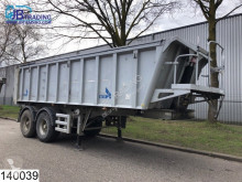 Stas kipper Steel suspension semi-trailer