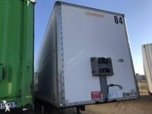 Fruehauf Fourgon FRUEHAUF 7683 VT 73 Hayon essieu redevable semi-trailer