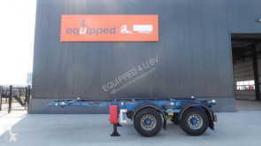 naczepa LAG 20FT, BPW, NL-trailer, APK: 05/2020