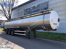 trailer Magyar Chemie 32550 Liter, Isolated tank, max 120c, 4 bar