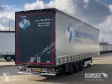 Krone Curtainsider Mega semi-trailer