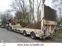Faymonville Tieflader 2 Achser semi-trailer