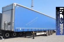 Fliegl semirimorchio centinato francese usato semi-trailer