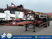 Pacton 40 FT DOUBLE TYRES spring suspension semi-trailer