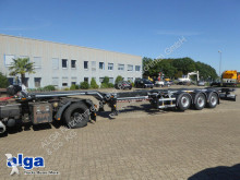 D-TEC FT-LS-S, Containerchassis, ausziehbar, Multi semi-trailer