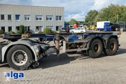n/a Köhler, CS 20/2,20 Fuß,SAF Achsen,Blattfederung semi-trailer