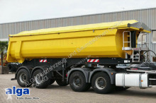 Langendorf SKS-HS 18/28, Stahl 26m³, Schiebe-Verdeck, BPW semi-trailer