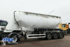 Spitzer SF 2737/2 P, 37 m³, SAF Achsen. semi-trailer