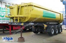 Carnehl CHKS/HH, Stahl, 26m³, anliegende Klappe, Lift semi-trailer