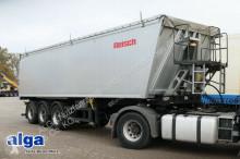 Reisch RHKS 35/24, Alu 50m³, Plane, Getreide, Lift semi-trailer