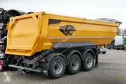 n/a INC SECKINLER,Stahl,28 m³.,Schiebeverdeck! semi-trailer