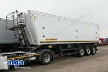 semirimorchio Schmitz Cargobull SKI 24 SL 9.6, Alu, 53m³, anliegende Klappe