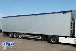 Reisch RSBS 35/24, 92 m³., BPW, Liftachse, Plane. semi-trailer