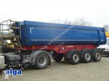 semirimorchio Schmitz Cargobull SKI 24, 26 m³., Plane, Liftachse.