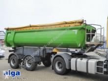 Schwarzmüller 2 Achser, Stahl, Scheibenbremse, Luft, Lift. semi-trailer