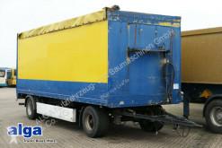 semirremolque Krone AZF 18, Schubboden Walkingfloor, Cargo Floor,BPW