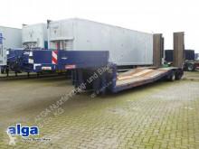 Langendorf SATH 20/27, Tiefbett, 2-Achser kippbar, Rampen semi-trailer